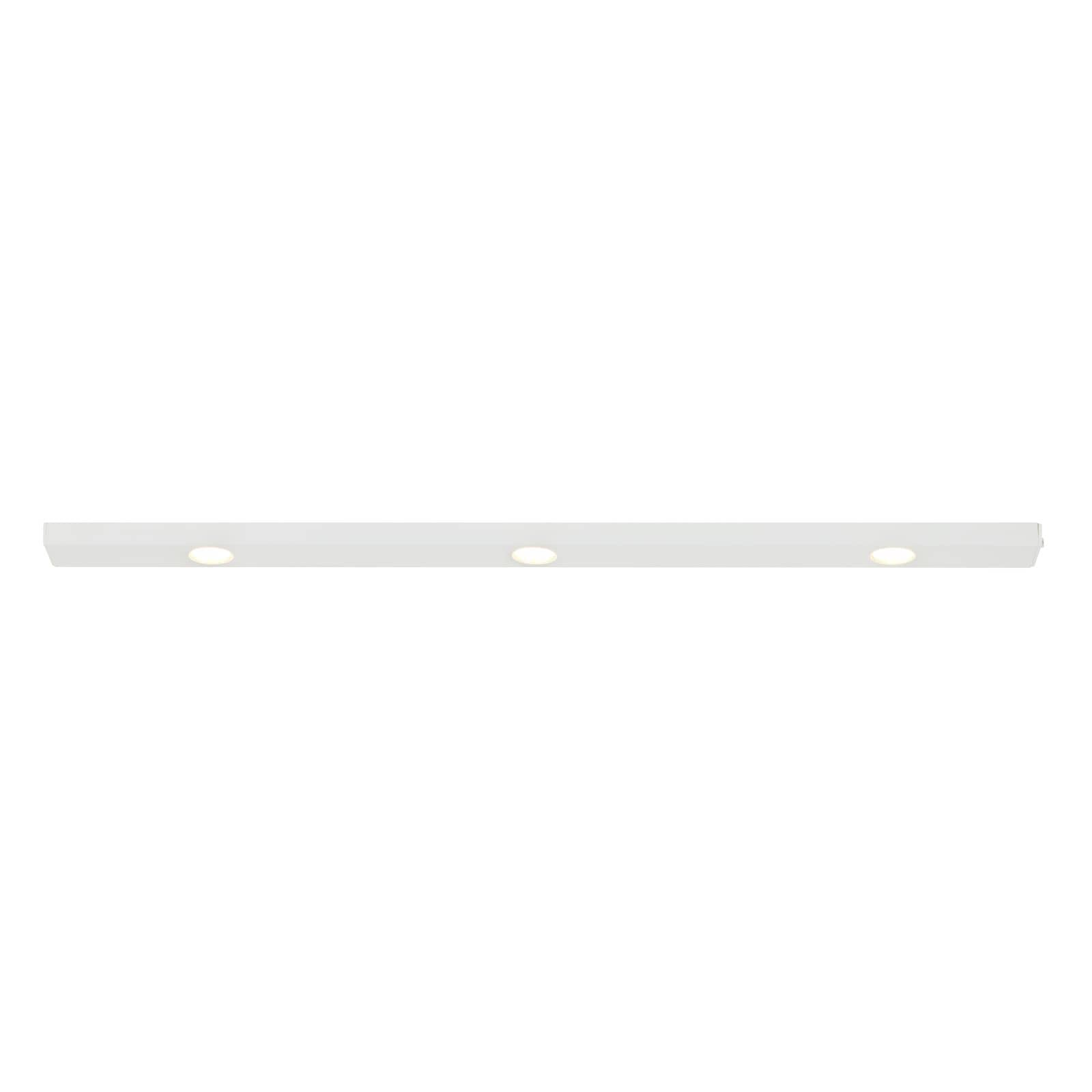 nordlux 15566101 cabinet led unterbauleuchte 9w unterschrank leuchte. Black Bedroom Furniture Sets. Home Design Ideas