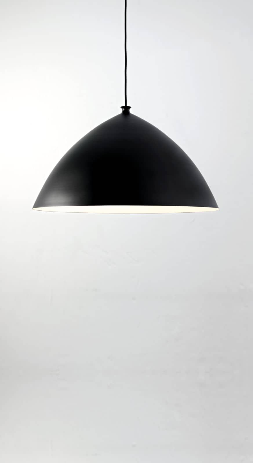 nordlux 71733001 slope 50 pendelleuchte e27 metall stoff schwarz weiss. Black Bedroom Furniture Sets. Home Design Ideas
