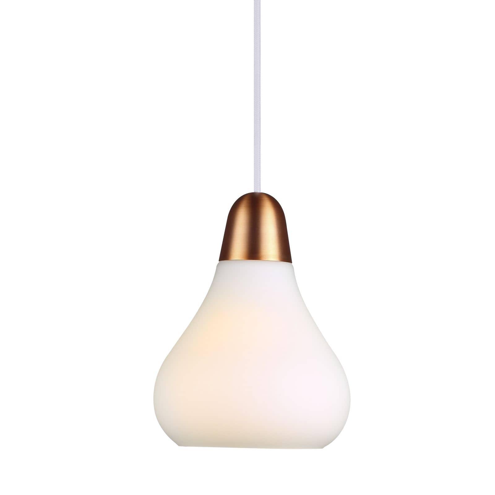 Nordlux 78163030 bloom16 pendelleuchte e27 glas metall kupfer for Nordlux leuchten