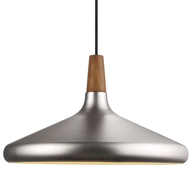 gelbe Metall Lampe originelle Designer Beleuchtung