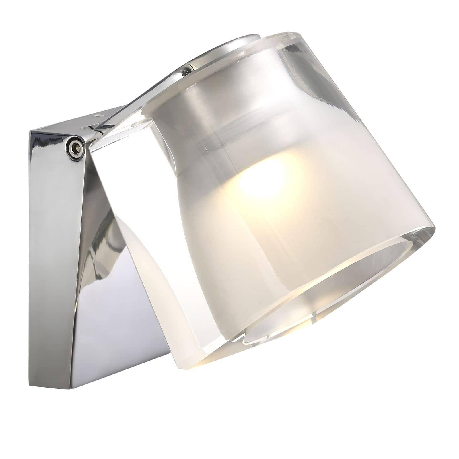 Nordlux 83051033 ip s12 led badleuchte 5w alu chrom ip44 for Nordlux leuchten