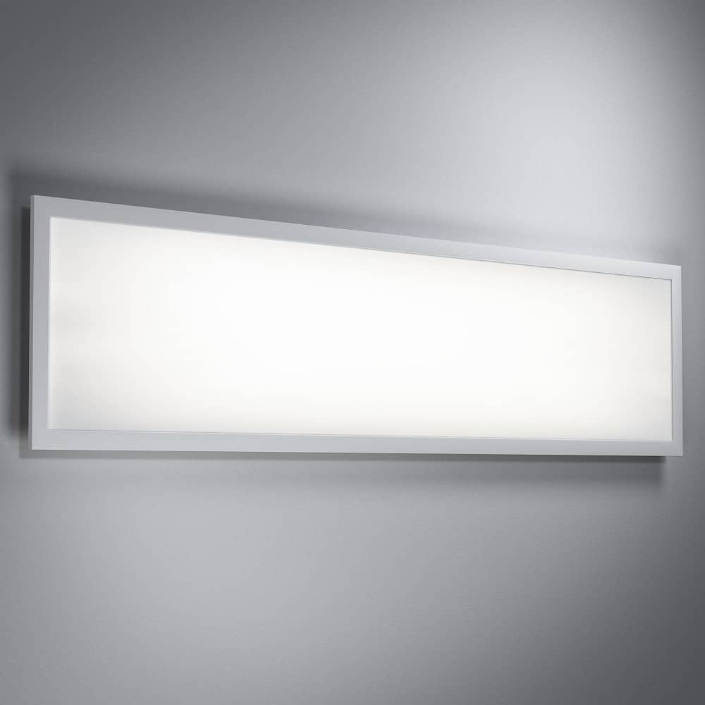 osram led planon plus panel 120x30cm 30w rechteckig 3000lm dimmbar. Black Bedroom Furniture Sets. Home Design Ideas