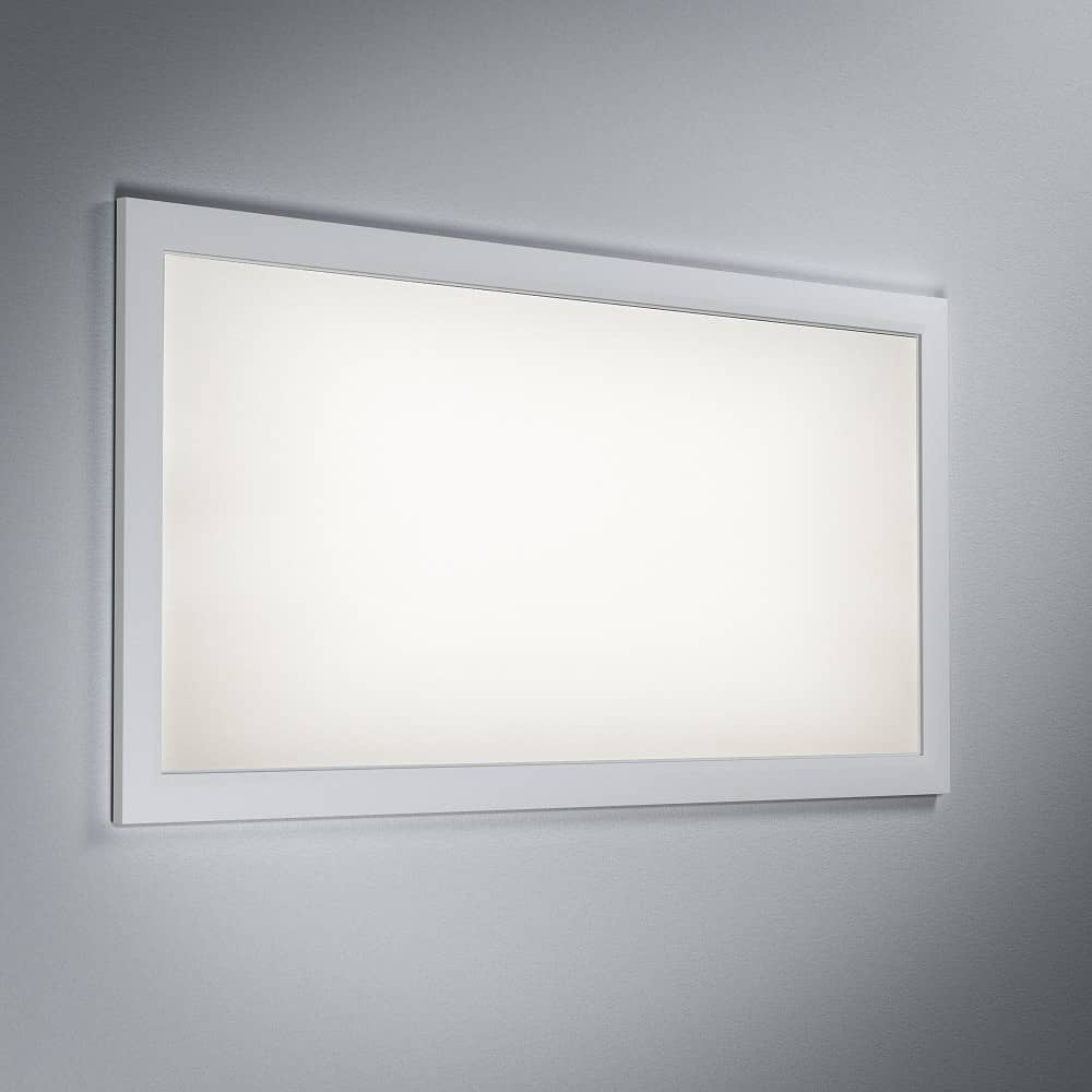 osram 4058075035386 led planon pure panel 30x60cm 15w rechteckig 1400lm warmweiss. Black Bedroom Furniture Sets. Home Design Ideas