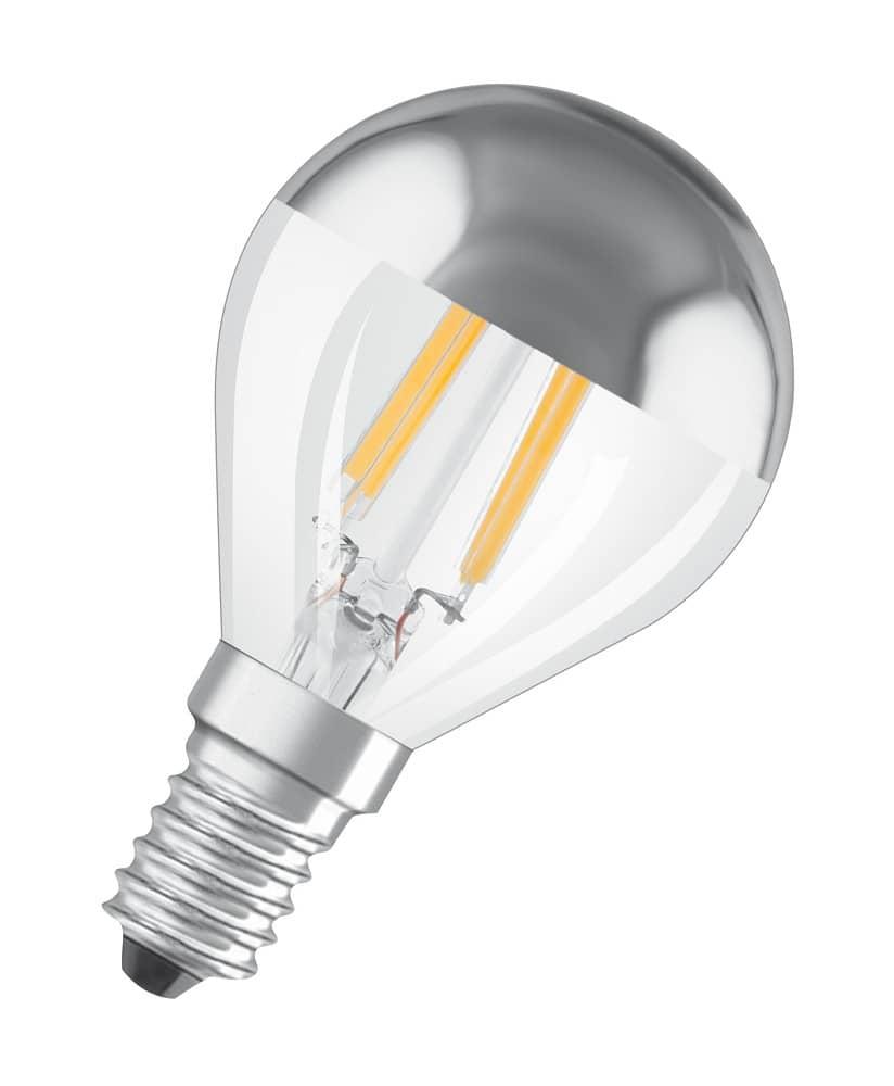 osram star e14 led kopfspiegellampe 4w 380lm warmweiss. Black Bedroom Furniture Sets. Home Design Ideas