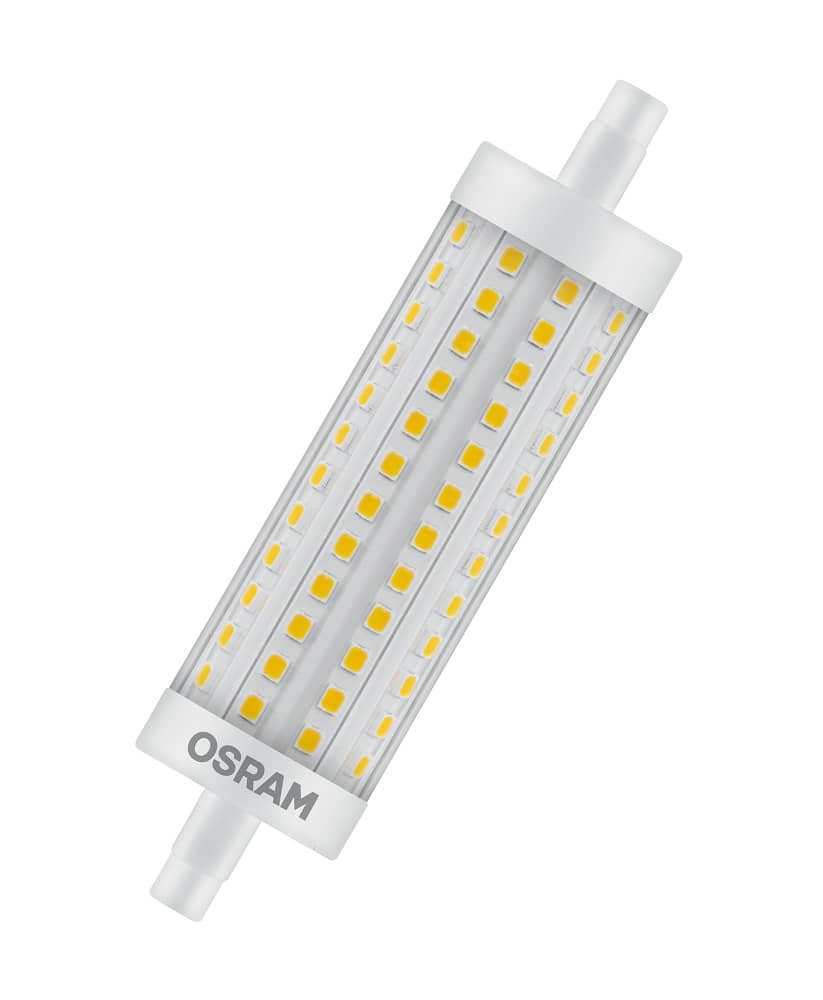 osram r7s led stablampe star line 15w 2000lm warmweiss dimmbar. Black Bedroom Furniture Sets. Home Design Ideas