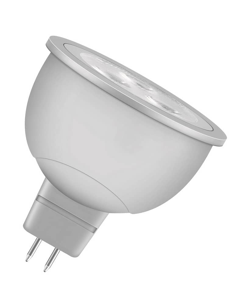 osram mr16 gu5 3 led spot parathom advanced 3 7w 220lm weiss dimmbar ebay. Black Bedroom Furniture Sets. Home Design Ideas