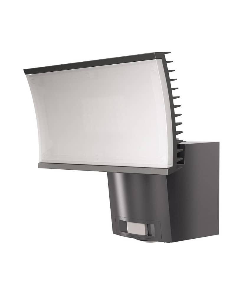 osram noxlite led hp floodlight ii 40w 2800lm flutlicht sensor grau. Black Bedroom Furniture Sets. Home Design Ideas