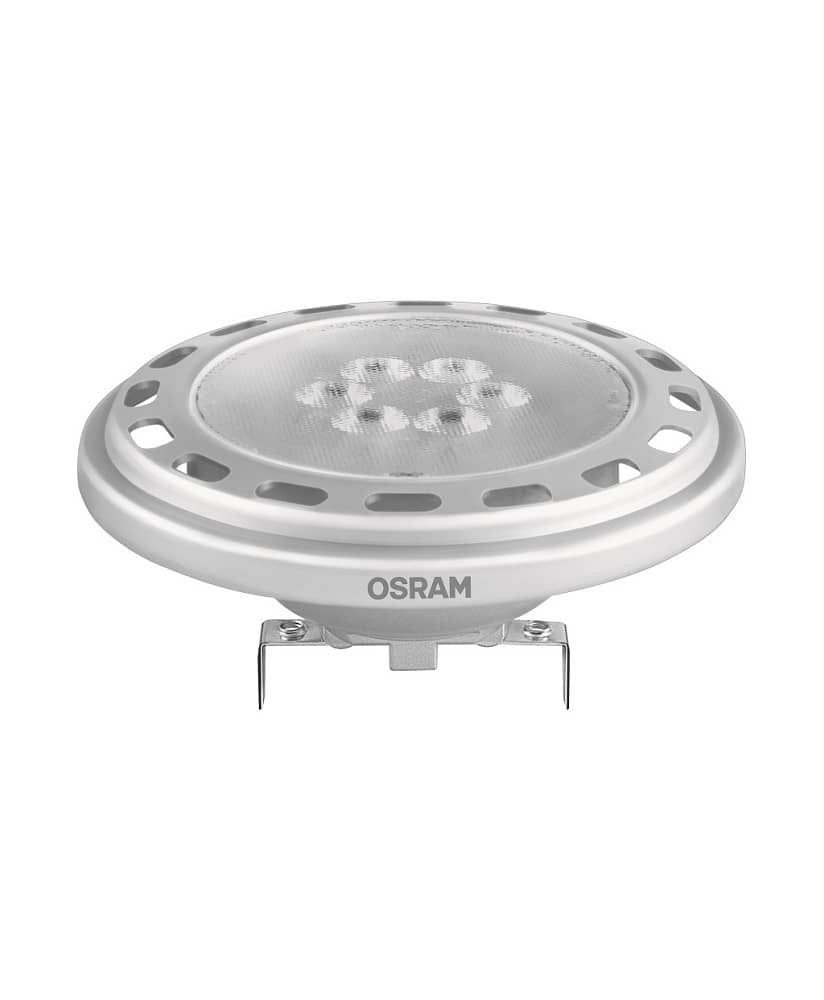 osram g53 parathom ledspot 111 7 2w 550lm 2400cd warmweiss. Black Bedroom Furniture Sets. Home Design Ideas