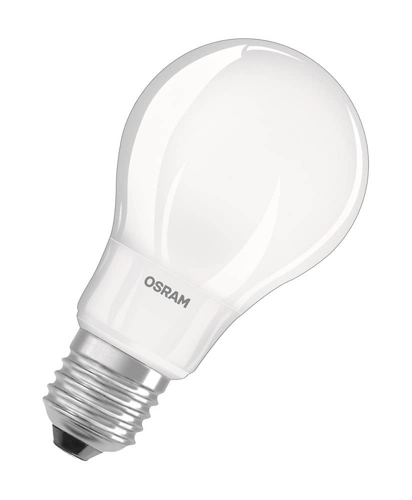 osram e27 led bulb parathom retrofit a60 filament 8w 806lm. Black Bedroom Furniture Sets. Home Design Ideas