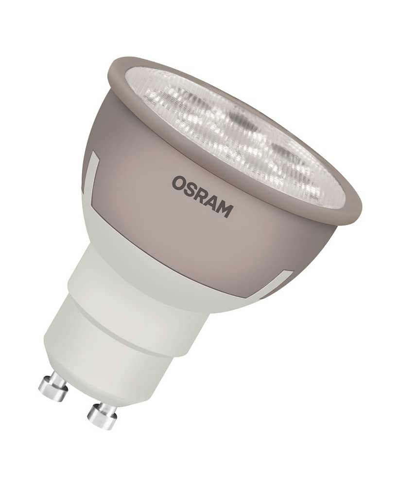 osram gu10 led spot parathom adv par16 575lm warmweiss dimmerabile ebay. Black Bedroom Furniture Sets. Home Design Ideas