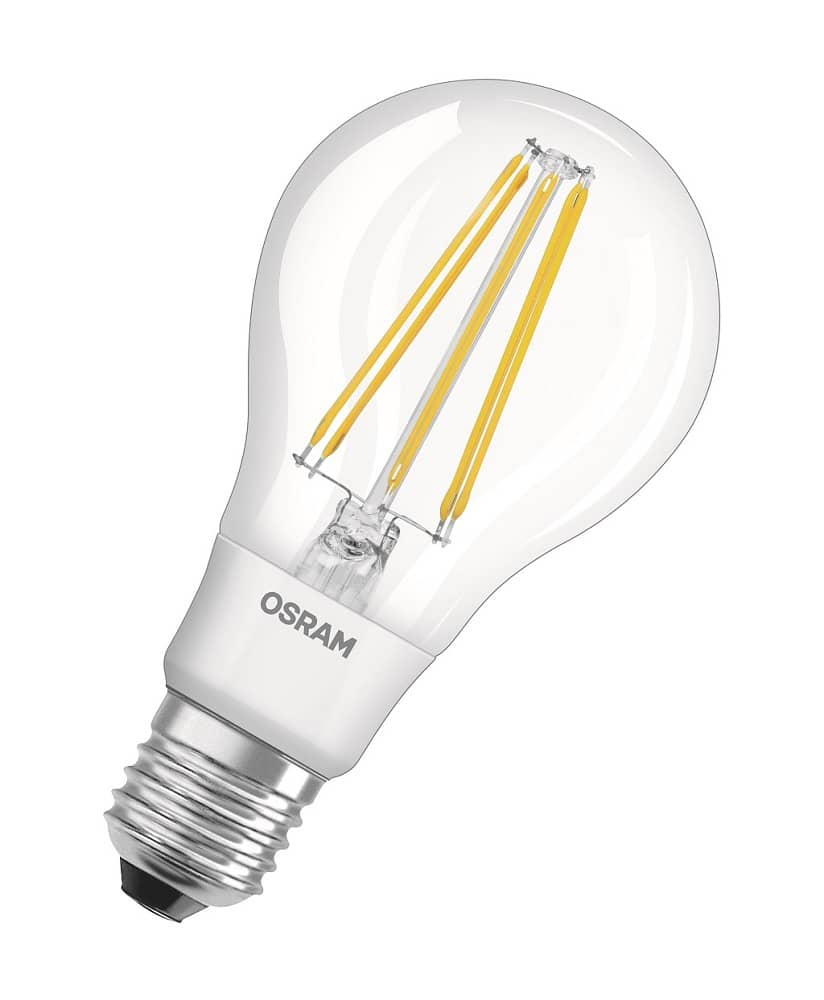 osram e27 led birne retrofit filament 11w 1420lm warmweiss. Black Bedroom Furniture Sets. Home Design Ideas