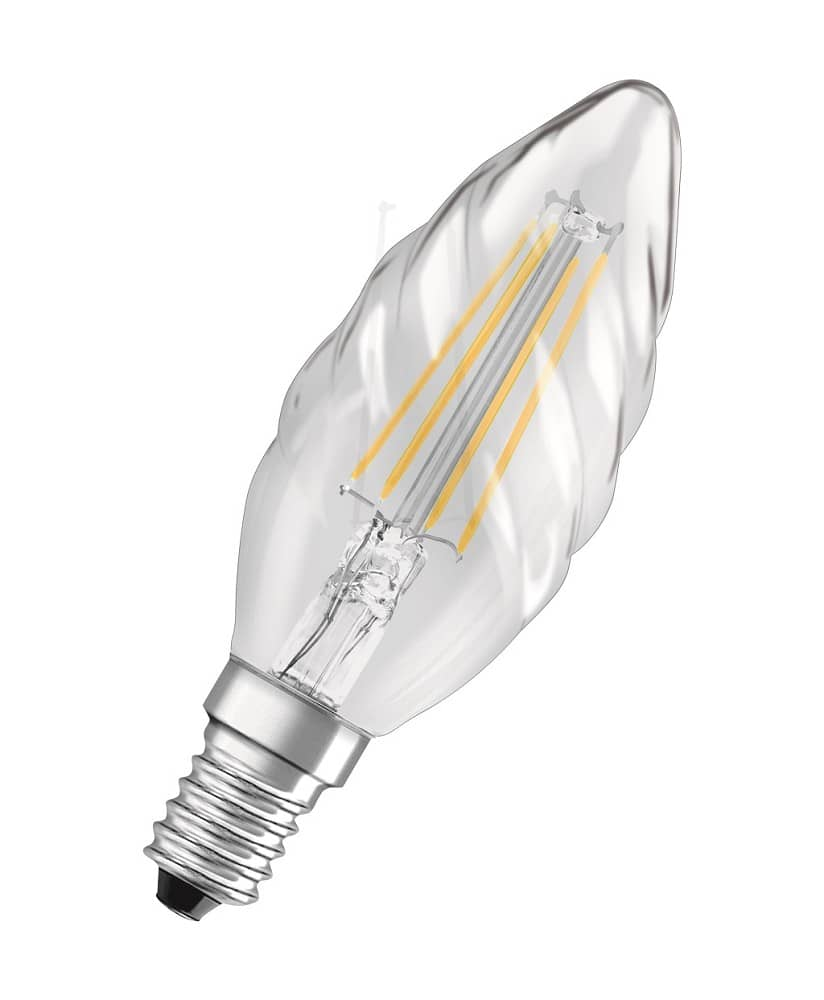 osram e14 led kerze retrofit filament bw40 4w warmweiss jetzt kaufen. Black Bedroom Furniture Sets. Home Design Ideas