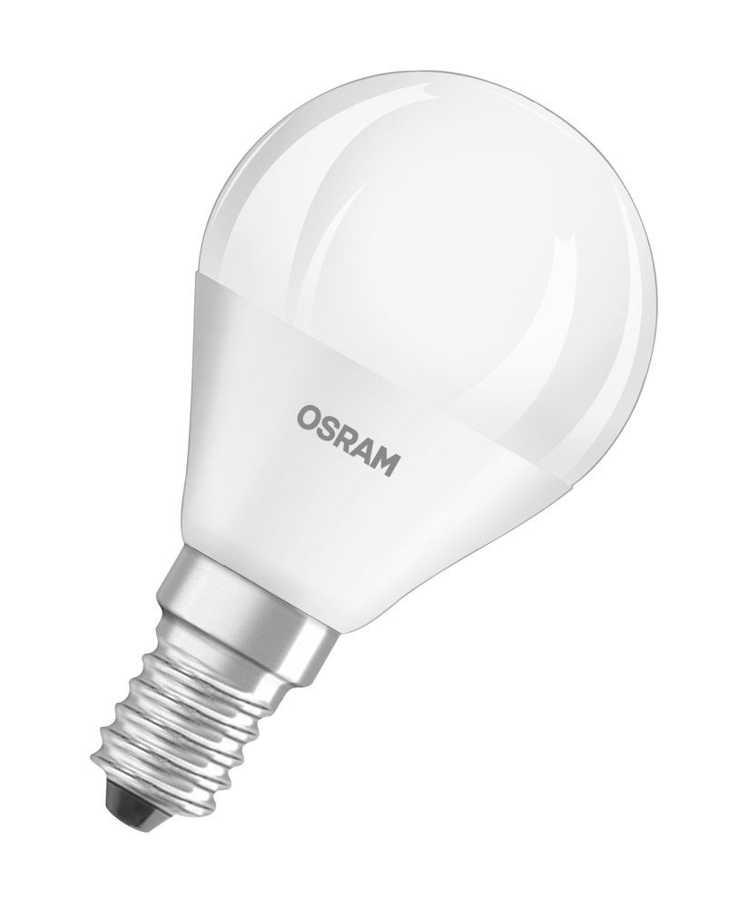 osram e14 led tropfen star p40 5 8w 470lm weiss hier kaufen. Black Bedroom Furniture Sets. Home Design Ideas