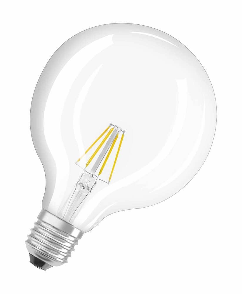 osram 4052899972377 e27 led globe filament 6w 806lm warmweiss. Black Bedroom Furniture Sets. Home Design Ideas