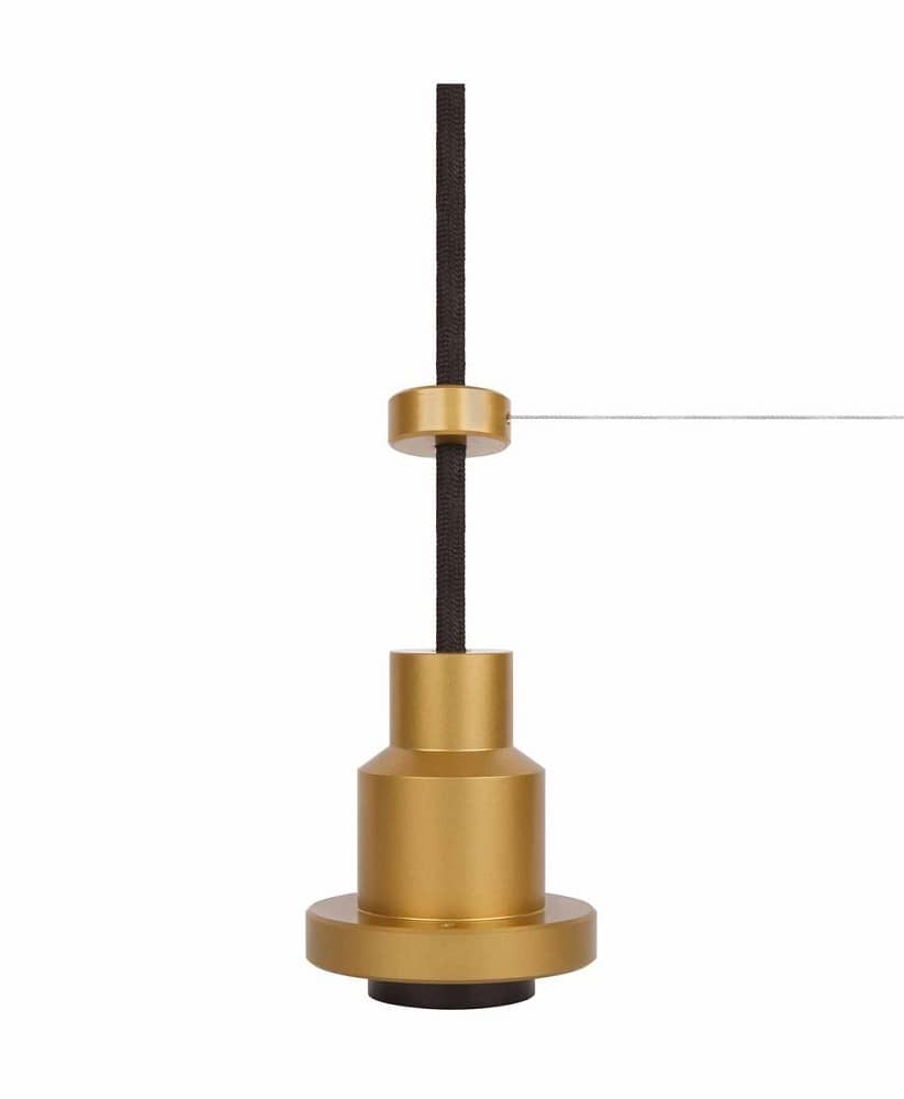 osram led pendelleuchte vintage edition 1906 pendulum e27 gold. Black Bedroom Furniture Sets. Home Design Ideas