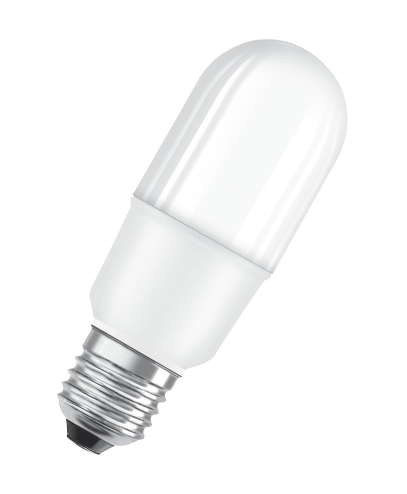 osram star e27 led lampe 10w 1050lm warmweiss. Black Bedroom Furniture Sets. Home Design Ideas