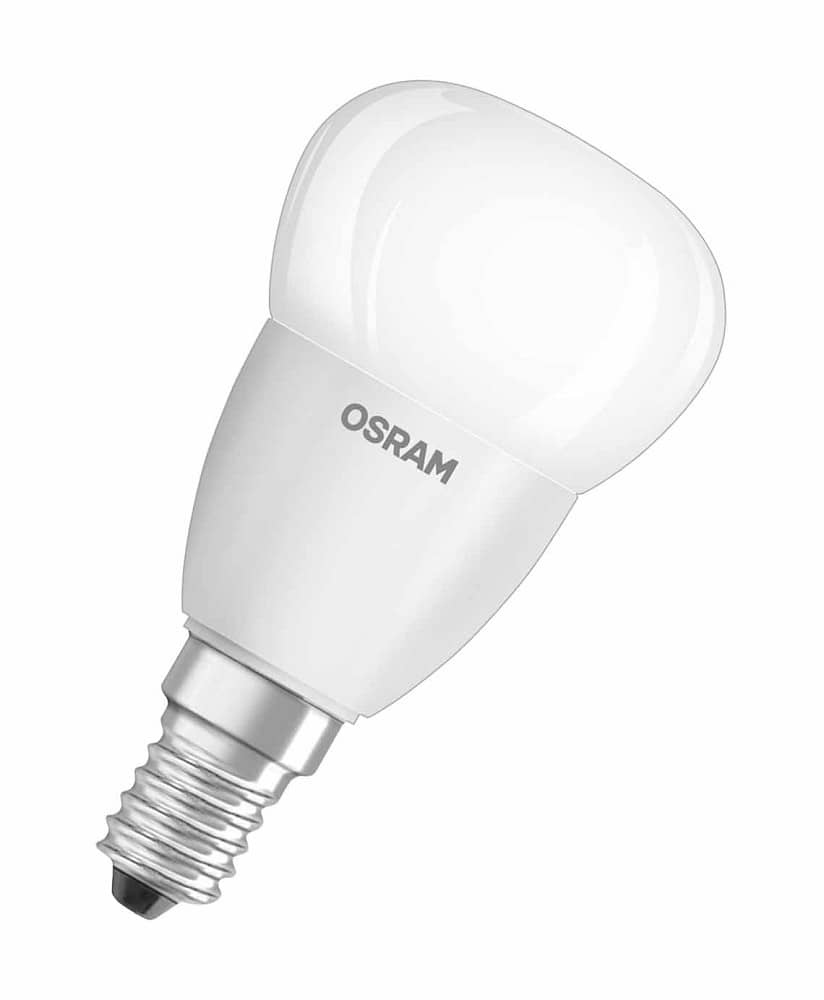 osram e14 led star lampe p25 3 3w 250lm warmweiss online. Black Bedroom Furniture Sets. Home Design Ideas