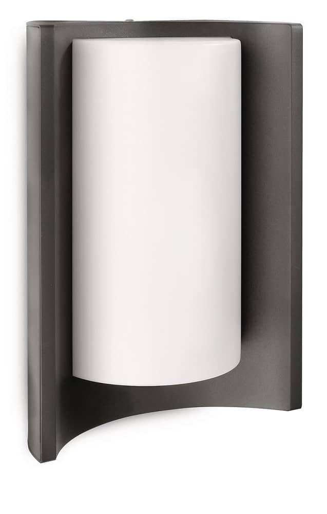 philips aussenleuchte 20w anthrazit 16404 93 16 jetzt kaufen. Black Bedroom Furniture Sets. Home Design Ideas