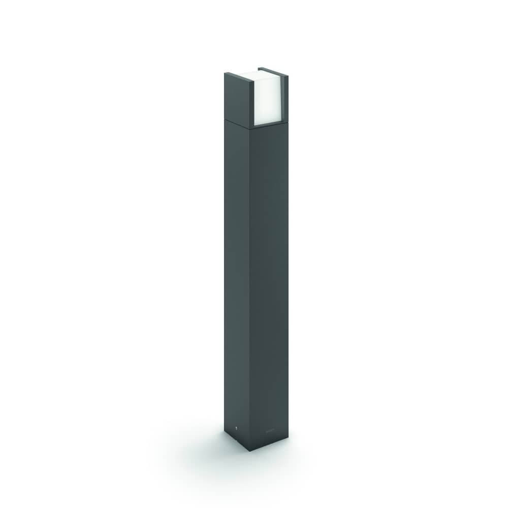 philips led mygarden wegeleuchte arbour 6w 16463 93 16. Black Bedroom Furniture Sets. Home Design Ideas