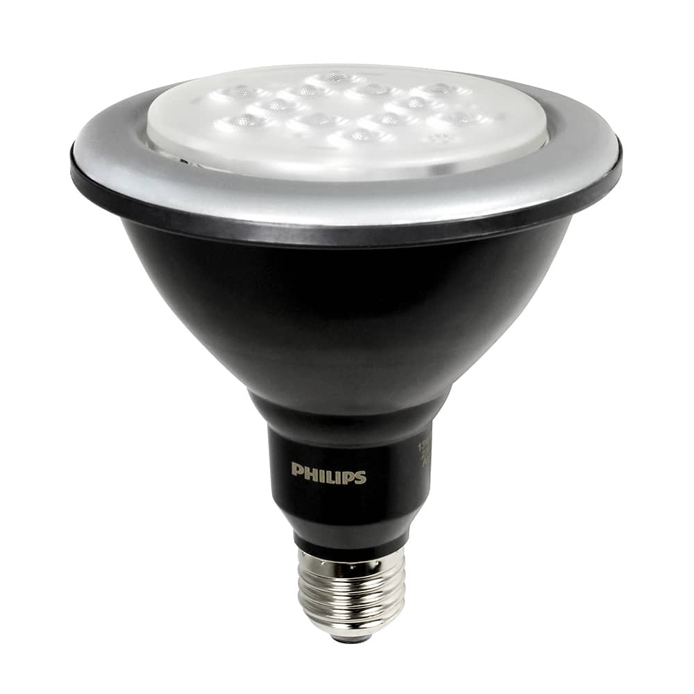 philips master led spot e27 par38 13w warmweiss 46043600 dimmbar ebay. Black Bedroom Furniture Sets. Home Design Ideas