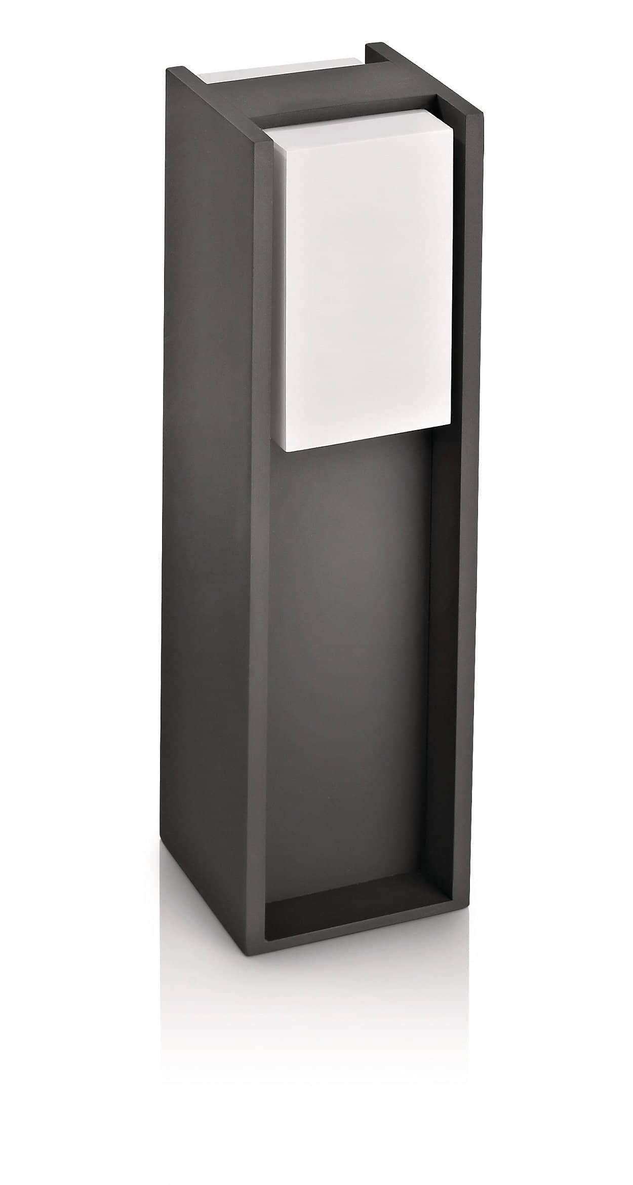 philips es sockelleuchte ecomoods bridge 14w anthrazit. Black Bedroom Furniture Sets. Home Design Ideas