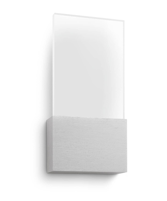 led wandleuchte rechteckig inspirierendes design f r wohnm bel. Black Bedroom Furniture Sets. Home Design Ideas