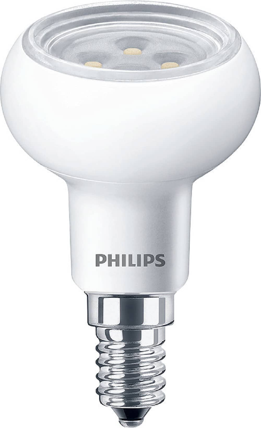 philips e14 led spot core pro 4 5w 270lm dimmbar warmweiss. Black Bedroom Furniture Sets. Home Design Ideas