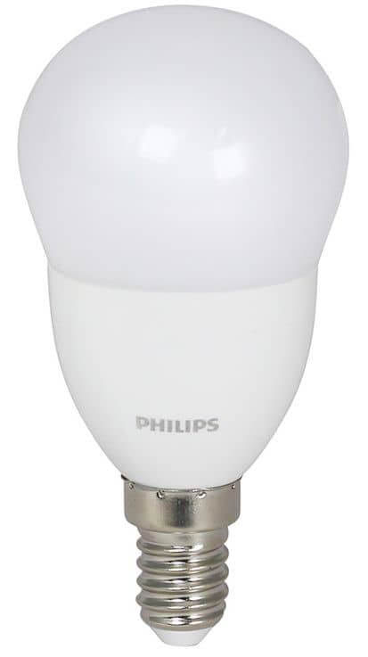 philips e14 tropfen corepro ledluster 5 5w warmweiss. Black Bedroom Furniture Sets. Home Design Ideas