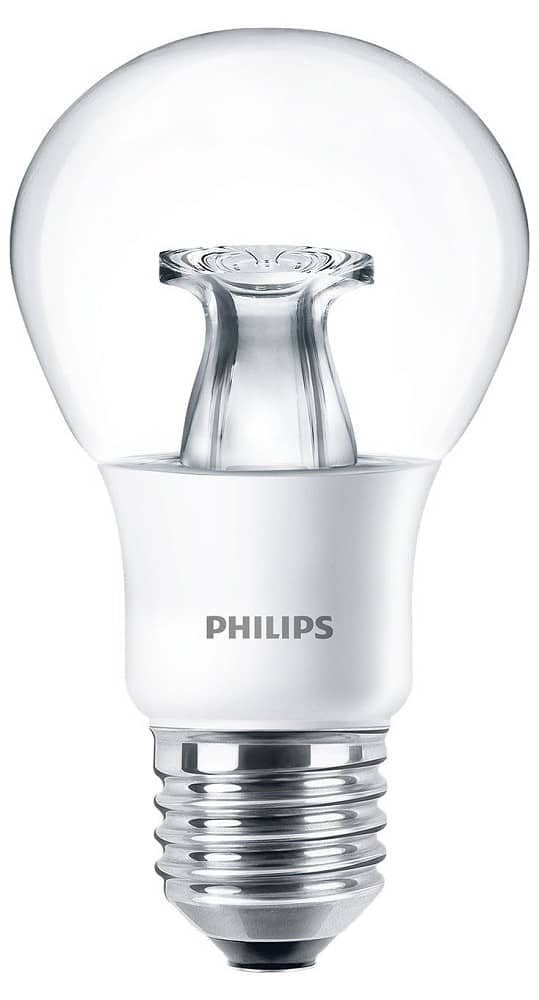 philips e27 led birne warmglow 9w 806lm warmweiss dimmbar klar ebay. Black Bedroom Furniture Sets. Home Design Ideas