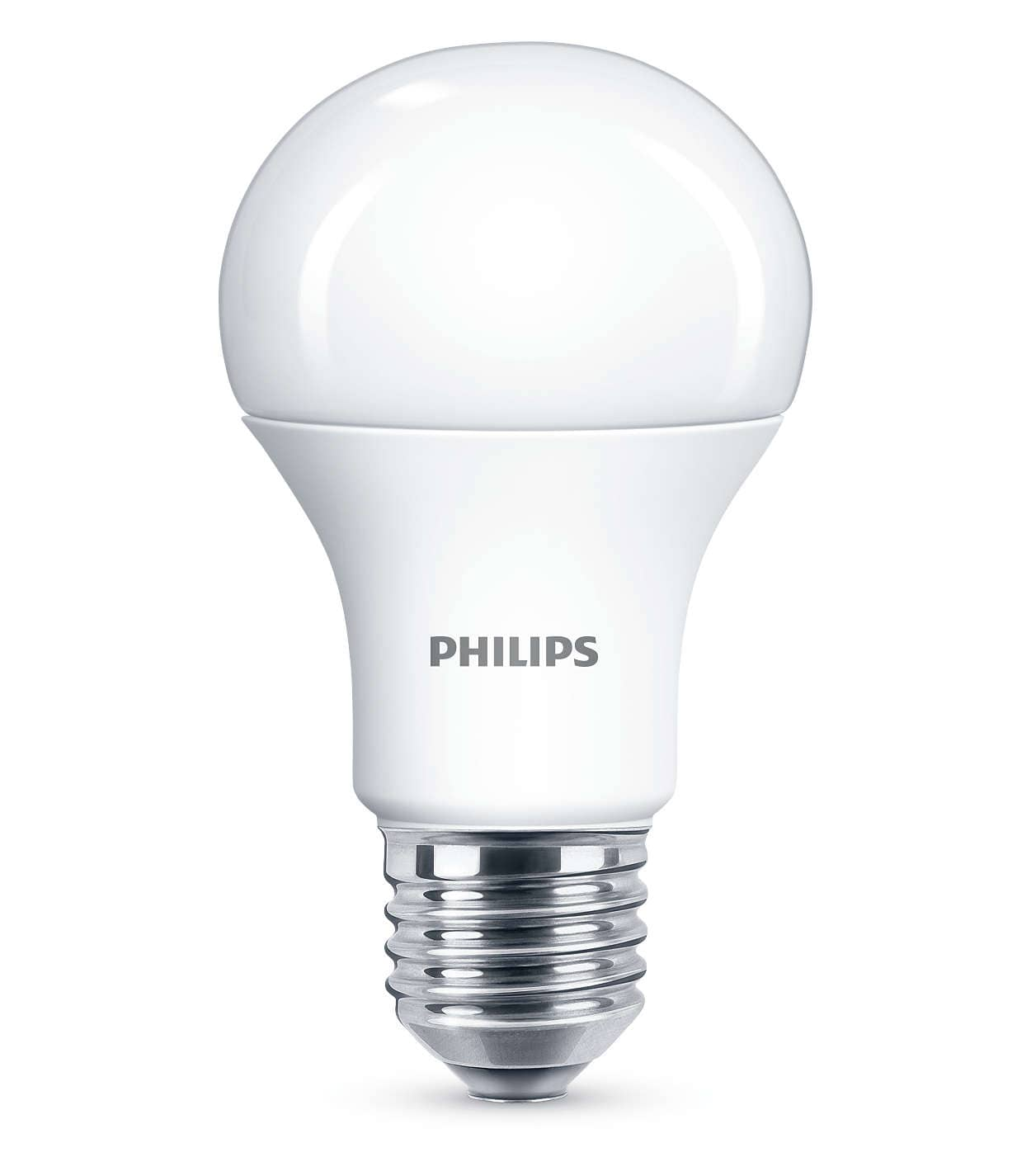 philips e27 led lampe 13w 1521lm neutralweiss 4000k 100w. Black Bedroom Furniture Sets. Home Design Ideas