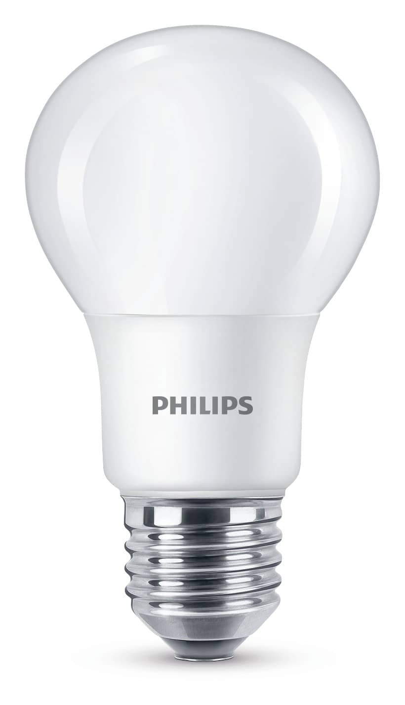 philips e27 led lampe warmglow 6w 470lm warmweiss dimmbar. Black Bedroom Furniture Sets. Home Design Ideas