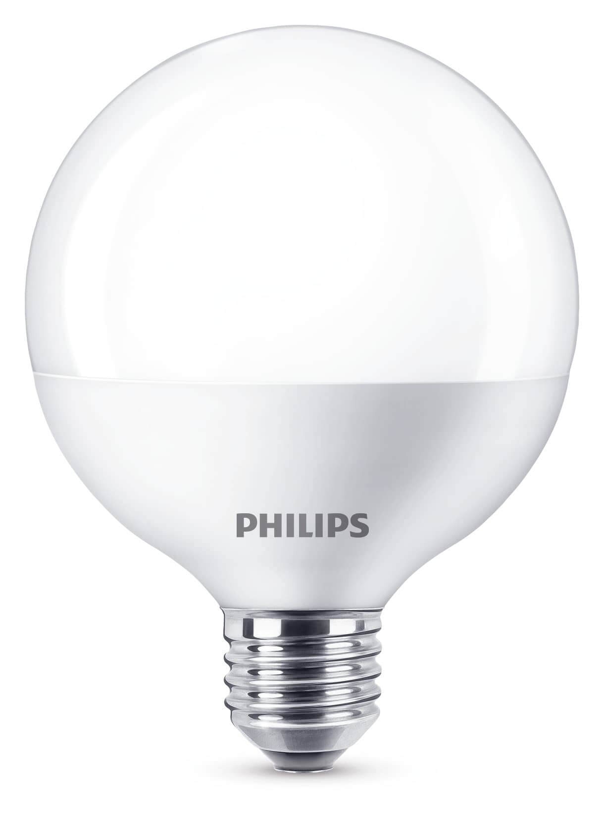 philips e27 led globe filament 9 5w 806lm warmweiss online. Black Bedroom Furniture Sets. Home Design Ideas
