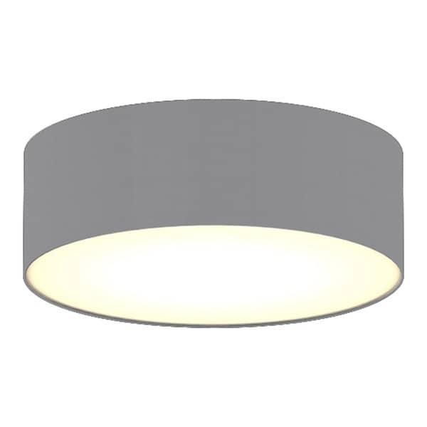 Ranex deckenleuchte ceiling dream rund 30cm 2xe14 for Deckenleuchte grau