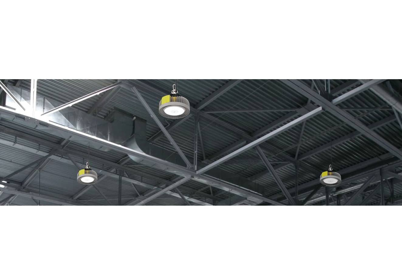 High Bay Lampen : Toshiba led highbay w lm k ° v hallenleuchte
