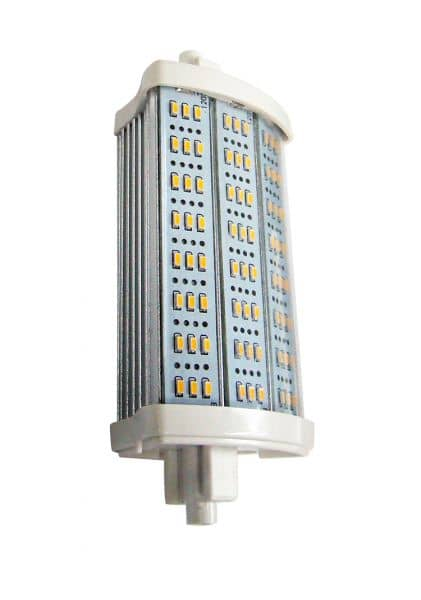 bioledex r7s led lampe 7 8w 118mm 600lm weiss energiesparlampe. Black Bedroom Furniture Sets. Home Design Ideas
