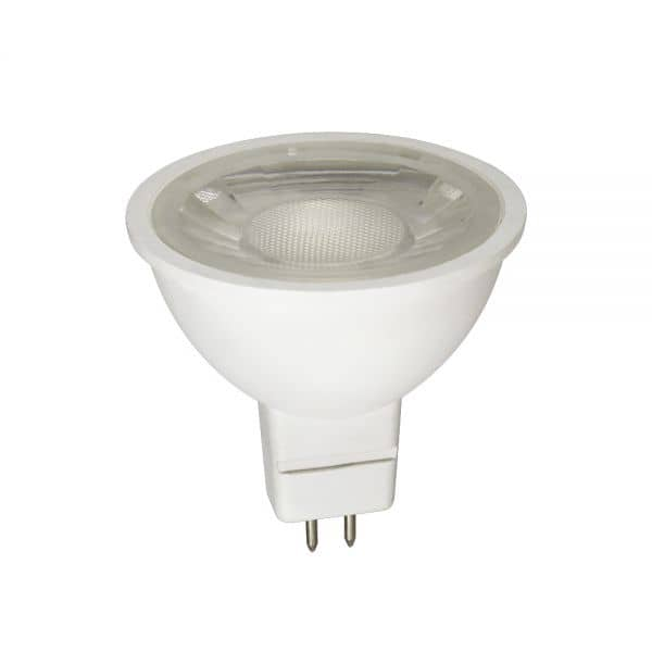 Bioledex HELSO LED Spot GU5,3 MR16 10° Super-Fokus 7W 500Lm 15000cd 2700K warmweiss