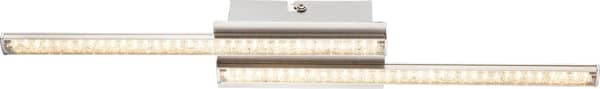 Globo 67004-6 Perdita LED Deckenleuchte 6W Nickel matt warmweiss