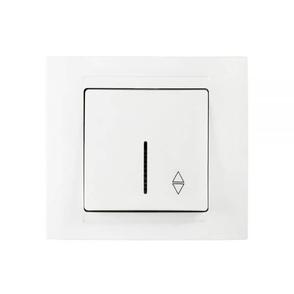 gunsan moderna wechselschalter 2 wege beleuchtung jetzt kaufen. Black Bedroom Furniture Sets. Home Design Ideas