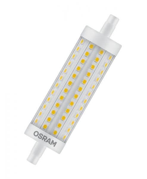 Osram R7s LED Stablampe Star Line 15W 2000Lm warmweiss dimmbar