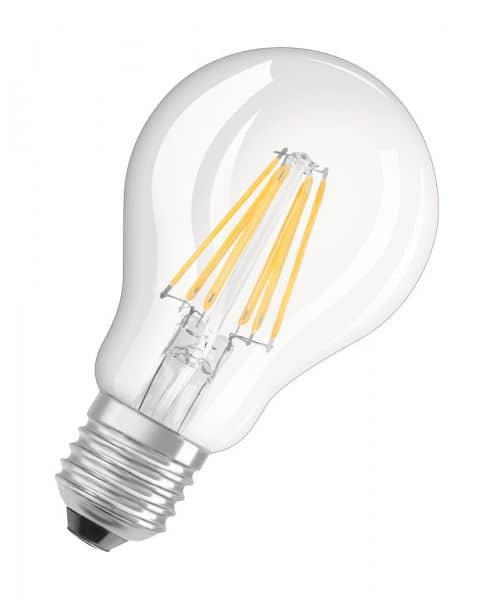 Osram E27 LED Birne Retrofit Filament 7W 806Lm warmweiss