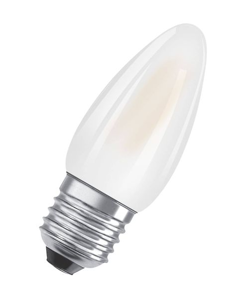 OSRAM STAR E27 B LED Kerze 2,5W 250Lm 2700K warmweiss wie 25W