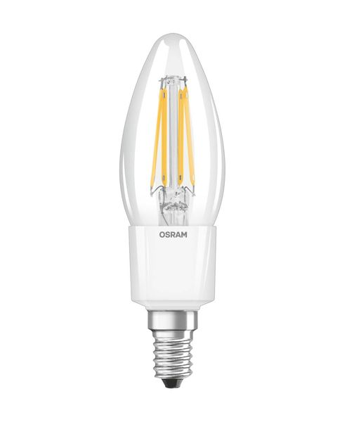OSRAM STAR E14 B Filament LED Kerze 6W 806Lm 2700K warmweiss wie 60W