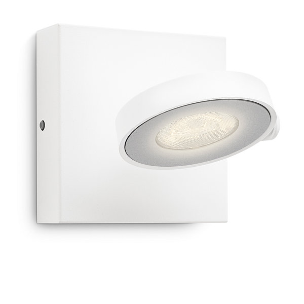 Philips myLiving Clockwork LED Wandleuchte dimmbar 45W Warmweiss 531703116