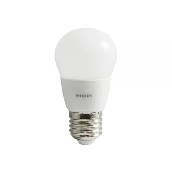 Philips E27 LED Tropfen CorePro 4W 250Lm matt warmweiss