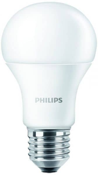 Philips E27 LED Birne CorePro 8W 806Lm warmweiss