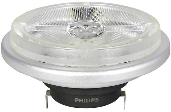 Philips G53/AR111 LED Spot Master 20W 24° 1200Lm 3000K dimmbar warmweiss