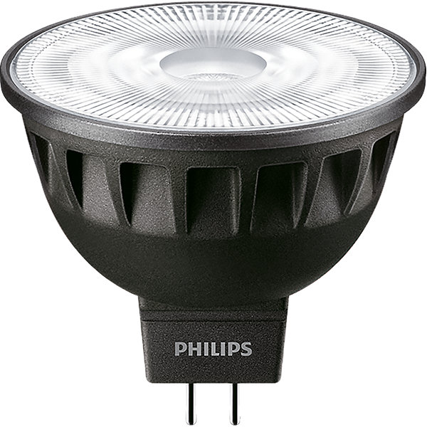 Philips MASTER LED Spot ExpertColor 6,5W MR16 Ra90 warmweiss 36° dimmbar 8718696738832