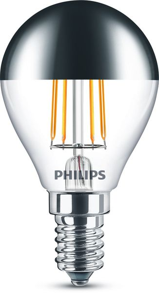 Philips LED Birne Classic 4W warmweiss E14 8718696750827