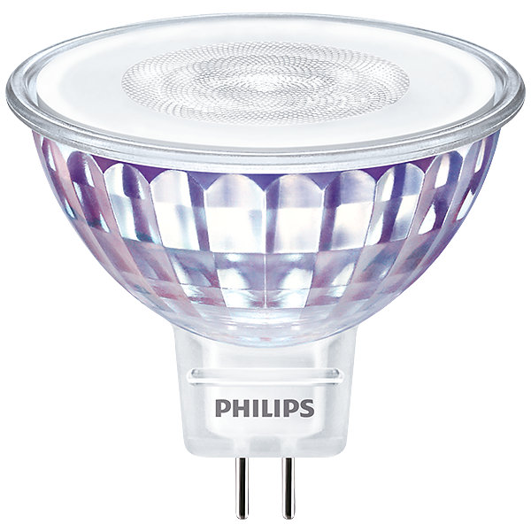 Philips MASTER LED Spot Value 7W MR16 warmweiss 60° dimmbar 8718696815625