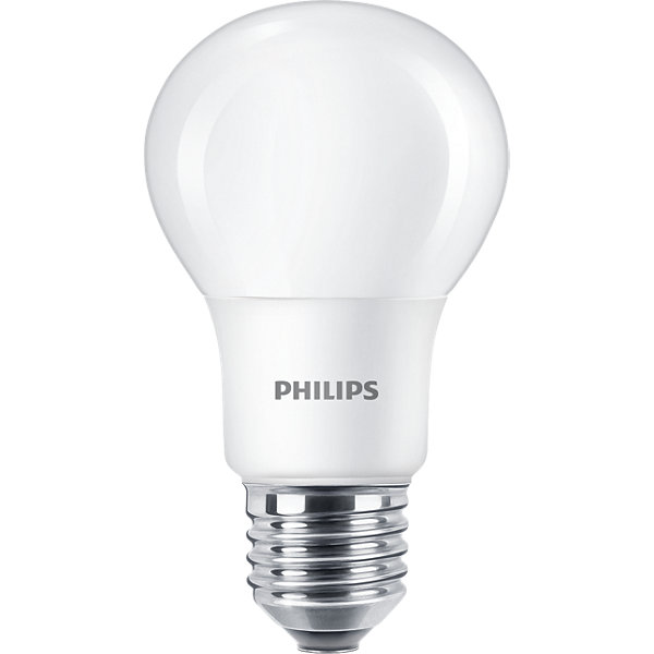 Philips CorePro LED Lampe 5W A60 E27 Ra90 warmweiss  matt dimmbar 8718699660628